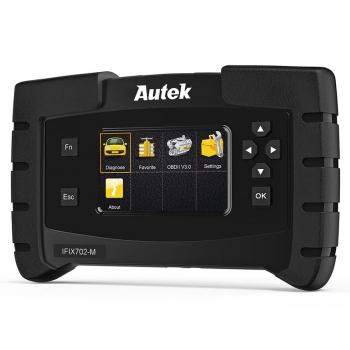 Autek IFIX702-M для Mercedes-Benz и Maybach