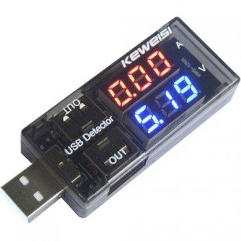 USB тестер KWS-10VA