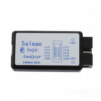 USB цифровой анализатор осцилограф