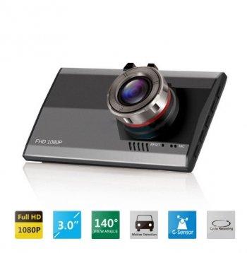 Utra-slim видеорегистратор 1080P Full HD JST-89