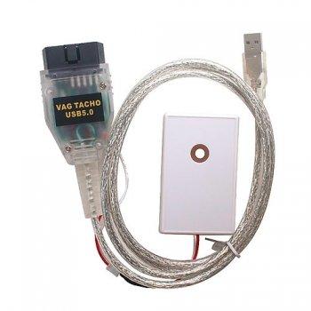 Корректор одометров VAG Tacho USB 5.0