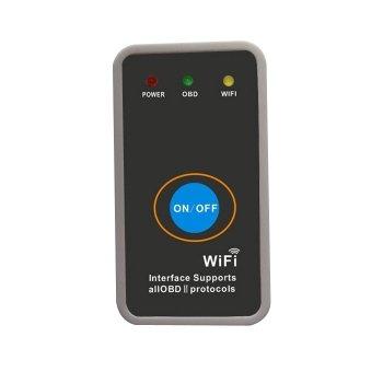 Адаптер Elm327 Wi-Fi с кнопкой v1.5