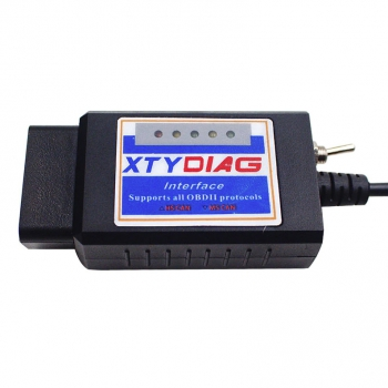 Адаптер Elm327 USB с переключателем CAN-шины для Ford и Mazda