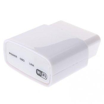 Адаптер Elm327 Wi-Fi  белый v1.5