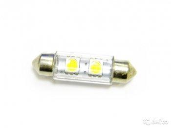 Светодиодная лампа C5W 31 мм