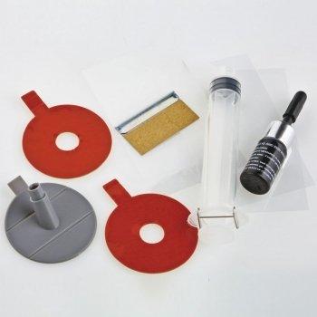 Набор для ремонта сколов и трещин на стекле