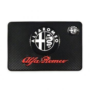 Коврик на торпеду с логотипом ALFA ROMEO