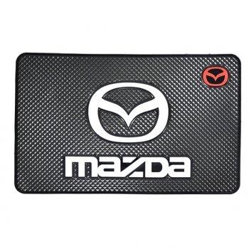 Коврик на торпеду с логотипом MAZDA