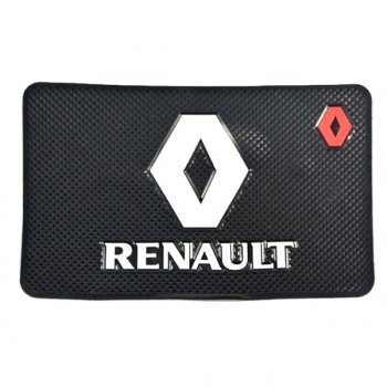 Коврик на торпеду с логотипом RENAULT