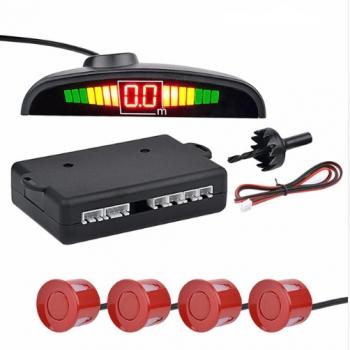 Парктроник Y-2616N04 красные датчики
